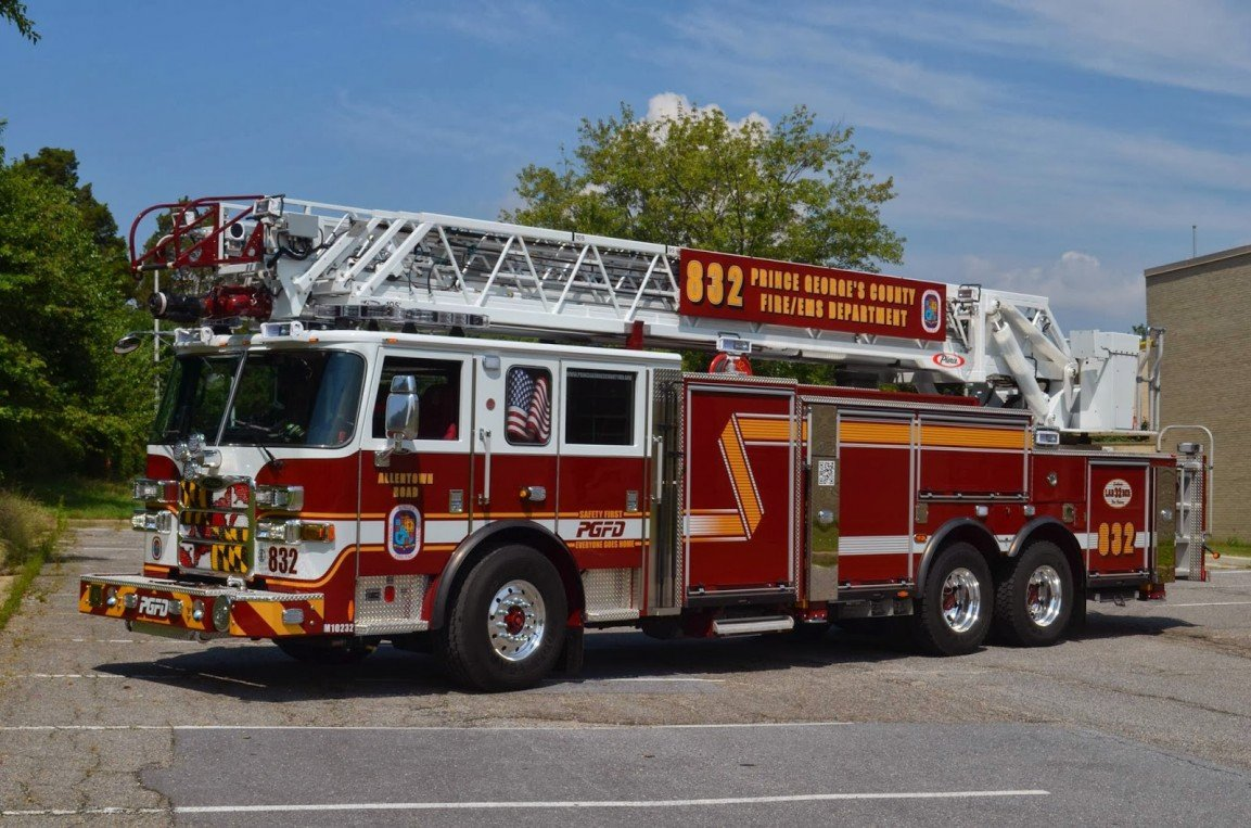PA ENGINE CATCHES FIRE – SUFFERS SIGNIFICANT DAMAGE
