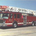 AERIAL LADDER AND TOWER LADDER