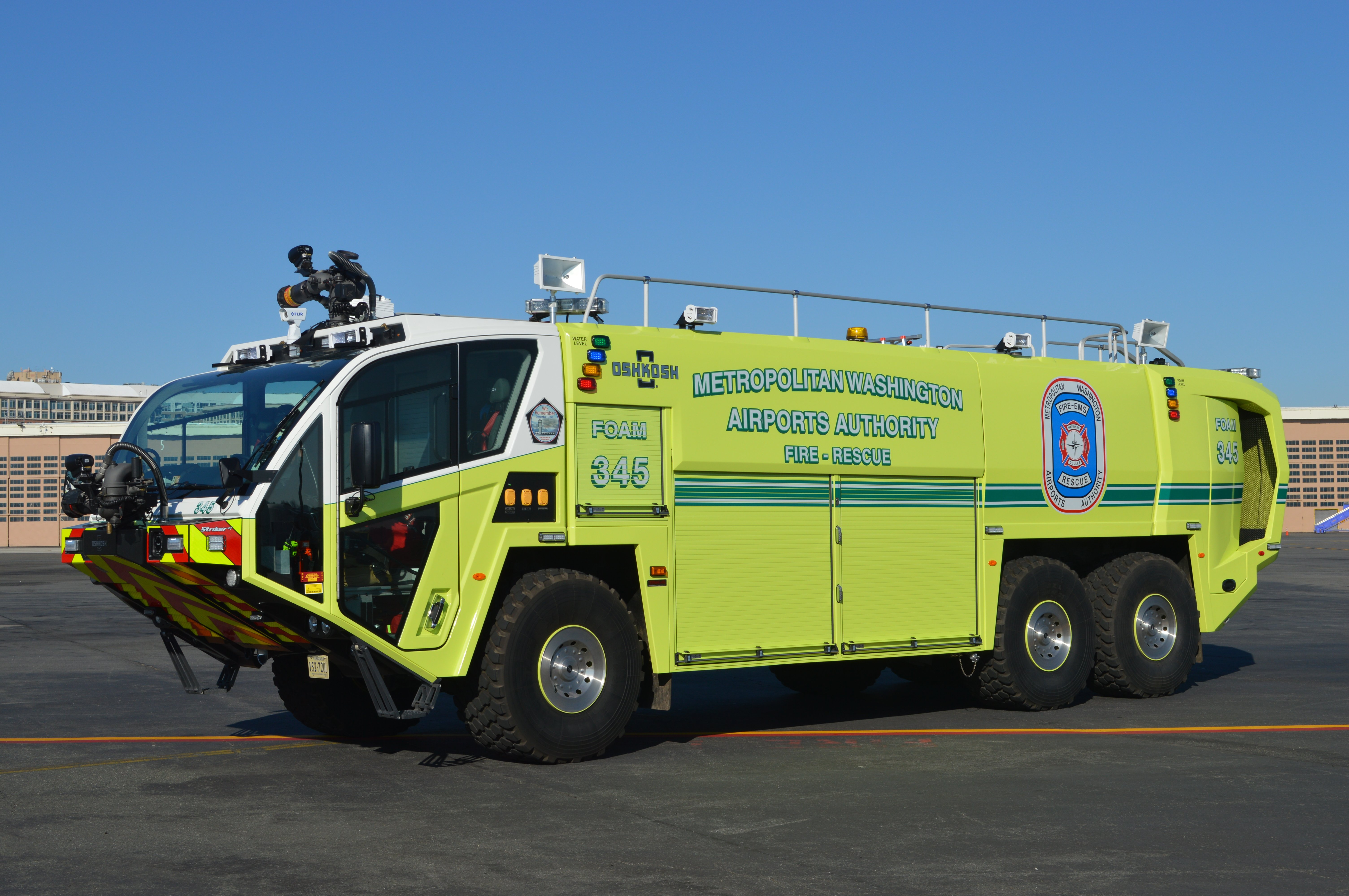 Aircraft Rescue Fire Fighting Vehicles – Mike Wilbur