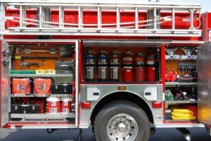 Setting Up Your Apparatus to Maximize Compartment Space