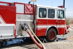 EVR Conducts Engine Company Operations Class at Edwards Air Force Base
