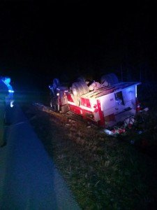 APPARATUS ROLLOVER IN TN