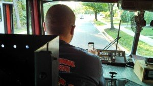 TEXTING, CELL PHONES AND THE EMERGENCY VEHICLE OPERATOR