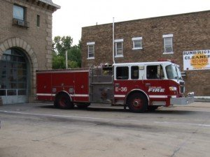 CLEVELAND FFs CHARGED IN LYING ABOUT LADDER WRECK