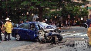 APPARATUS CRASH IN DELAWARE