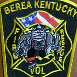 DEPT. VEHICLE HIT BY DRUNK DRIVER IN KY