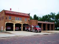NEBRASKA FIREFIGHTER LODD CRASH WHILE RESPONDING POSSIBLE MEDICAL EVENT