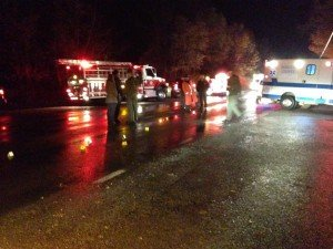 3 KILLED IN WVA APPARATUS CRASH