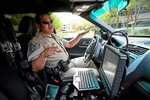 FFS AND COPS DRIVING MORE DISTRACTED THAN EVER