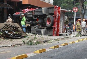 APPARATUS CRASH IN BRAZIL