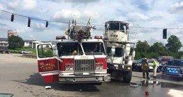 Franklin Fire Crash