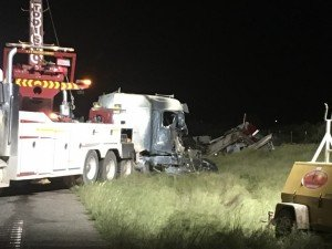 TEXAS FIREFIGHTER KILLED IN RESPONDING FIRE APPARATUS CRASH