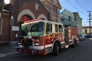Ferrara Builds Compact, Streamlined Pumpers for the San Francisco (CA) Fire Department