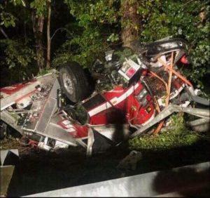 PA responding apparatus crash