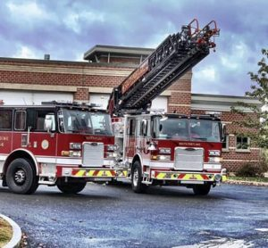 DAMAGE TO LADDER BLAMED ON LACK OF ATTENTION & TRAINING