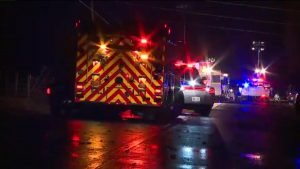 2 FIREFIGHTERS INJURED – NC APPARATUS CRASH
